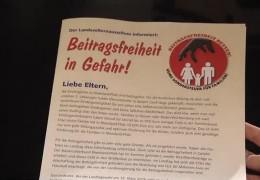 Landeswahlleiter verbietet Kita-Broschüre