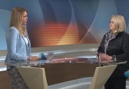 Das Studiointerview: Hedi Thelen (CDU)