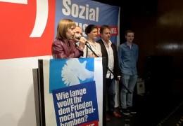 Linker Wahlkampf