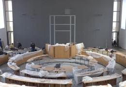 Parlament zieht ins Museum