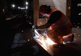 S-Bahn Tunnel während der Osterferien gesperrt