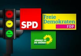 Schwierigkeiten der möglichen Ampel-Koalition