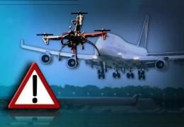 Drohnen – für Flugzeuge eine unkalkulierbare Gefahr