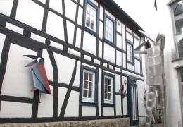 Ungewöhnliche Wohnideen – das Rabennest in Flörsheim