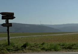 Streit um Windpark