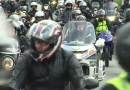 Anlassen in Hessen – Motorradfahrer starten neue Saison