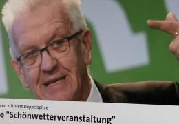 """Grüne diskutieren das Prinzip """"Doppelspitze"""""""