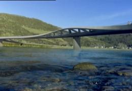 Umstrittener Brückenbau