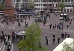 Darmstadt und das Innenstadtverbot zum Derby