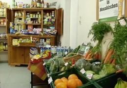 Ehrenamtlicher Supermarkt