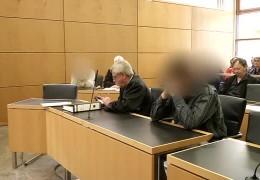 Haftstrafe für Kindesmissbrauch