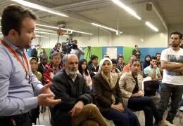 Flüchtlinge in Herborn