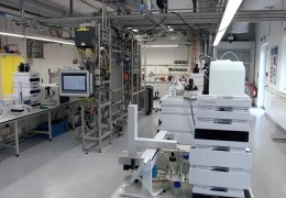 Hinter den Kulissen der Kläranlage der BASF
