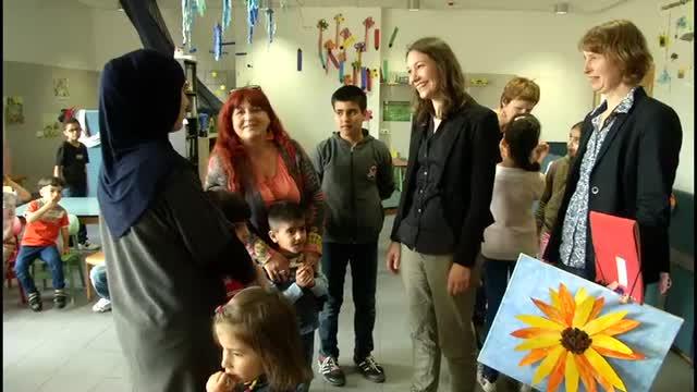 Spiegel besucht fl chtlinge 17 30live rheinland pfalz hessen for Spiegel livestream