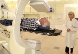 Erste Erfolge mit Partikeltherapie