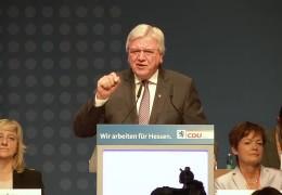Bouffier bleibt Chef der Hessen-CDU