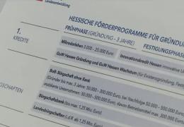 Hessen weitet Wirtschaftförderung aus