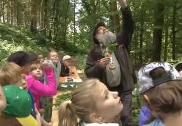 Flora und Fauna statt Deutsch und Mathe