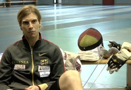 Road to Rio: Peter Joppich, Florettfechter