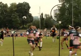 Quidditch-WM in Frankfurt
