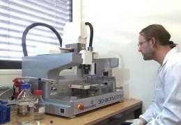Forschungsserie: Knochen aus dem Drucker