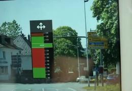 Smart durch Darmstadt fahren