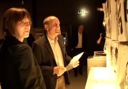 Wolf besucht Historisches Museum in Speyer