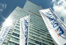 Neuer Bankenriese in Frankfurt