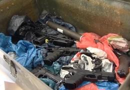 Waffenhändler in Marburg festgenommen