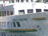 Schiff unter Quarantäne