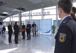 Mehr Bundespolizei am Flughafen