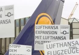 Lufthansa legt Cockpit Angebot vor