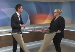 """Gast im Studio die Autorin Katja Schneidt """"Wir schaffen es nicht!"""""""