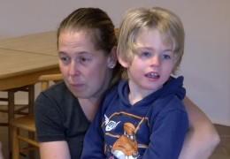 Auch Kinder leiden an Demenz