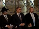 Drei neue Rabbiner