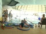 Schwimmenlernen fast unmöglich