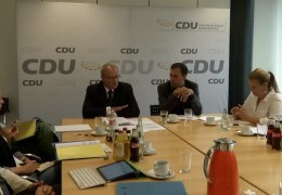 CDU will es wissen