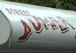 Street Jumper bietet Hilfe an