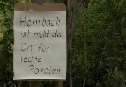 AfD auf dem Hambacher Schloss