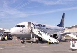 Lufthansa mustert 737 aus