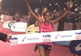 Erfolgreicher Marathon für Fate Tola