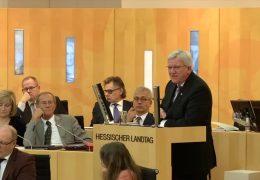 Generaldebatte über die hessische Regierungspolitik