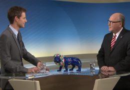 Im Interview: Der Protokollchef des Landes Hessen