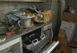 Mietnomaden vermüllen Haus
