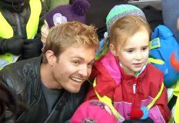 Nico Rosberg besucht seine Geburtsstadt