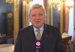 Im Interview: Der hessische Ministerpräsident