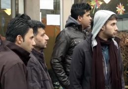 Flüchtlinge mit ungeklärter Identität