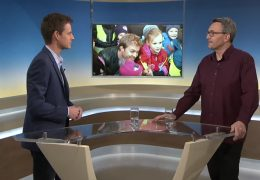 Sporttalk mit Bernd Raschke
