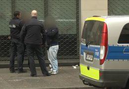 Kampf gegen die steigende Kriminalität im Frankfurter Bahnhofsviertel