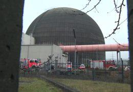 Tödlicher Arbeitsunfall im Kernkraftwerk